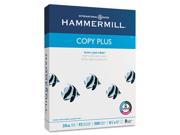 Copy Plus Copy Paper, 92 Brightness, 20lb, 8-1/2 X 11, White, 5000 She