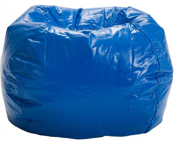 Classic Vinyl Bean Bag - By Comfort Research - 630309