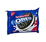 Oreo Double Stuff Sandwich Cookie, 15.35 Oz