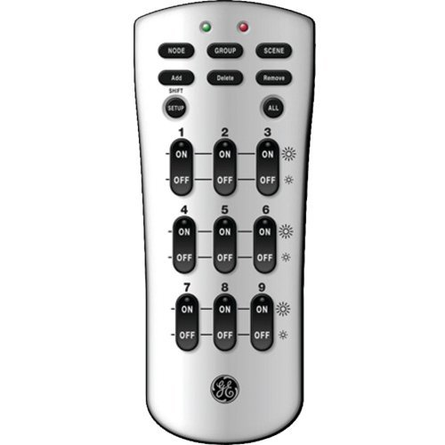 GE 45600 Z-Wave Basic Handheld Remote