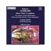Gerhard: Complete Piano Music