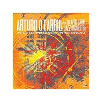 Arturo O'Farrill & the Afro Latin Jazz Orchestra - Offense of the Drum (Music CD)