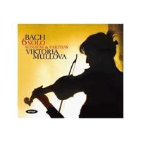 Bach: Sonatas and Partitas (Music CD)