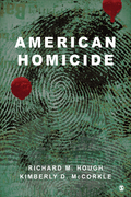 American Homicide examines all types of homicide, and gives additional attention to the more prevalent types of murder and suspicious deaths in the United States