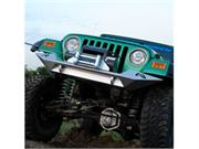 Fab Fours Jp97-b1451-b Lifestyle Winch Bumper Without Grille Guard By Fab Fours