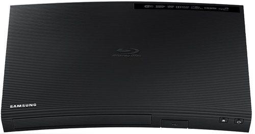 Samsung Bd-j5700 Curved Smart Blu-ray Player - Wi-fi - Opera Tv Apps - Hdmi - Usb