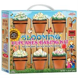 Blooming Cupcakes Baking Kit
