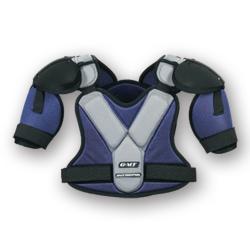 Gait Intrepid Lacrosse Shoulder Pads Med (PR)