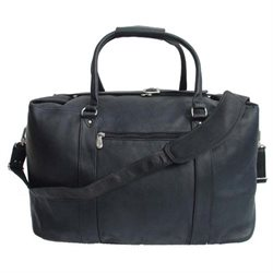 Piel Personalized Leather Carry-On Bag - European