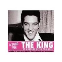 Various Artists - Song For The King, A (29 Obscure Elvis Tributes) (Music CD)