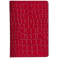 P Inspired by the classic fashion trend of red crocodile, the Verso Darwin cover protects your tablet in style