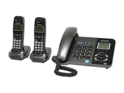 Panasonic Kx-tg9392t 1.9 Ghz Digital Dect 6.0 2x Handsets Cordless Phone