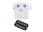Chummie Premium Bedwetting Alarm (enuresis Alarm) - 8 Tones, Vibration & Volume Control, Blue