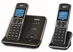 GE/RCA 2111-2BSGA DECT Cordless Phone with 1 Extra Handset
