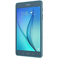 """Samsung Galaxy Tab A Sm-t350 Tablet - 8"""" - 1.50 Gb - Qualcomm Snapdragon 410 Apq8016 Quad-core (4 Core) 1.20 Ghz - 16 Gb - Android 5.0 Lollipop - 1024 X 768 - Plane To Line (pls) Switching - Smoky Blue - 4:3 Aspect Ratio - Microsd Memory Card Supported - Sm-t350nzbaxar"""