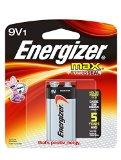 Energizer Max 9Volt Batteries