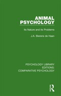 """Originally published in 1948, the author follows the idea that the instincts are """"the spring and basis of all animal behaviour (with the exception perhaps of play), and therewith the core of the animal's mind, and that individual experience, gathered by the animal in the course of its life, may influence and reconstruct these instincts, so as to guide, in the form of intelligence and understanding, this behaviour along new (i.e"""