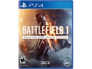 Battlefield 1 Early Enlisters Deluxe Edition Ps4 Video Games