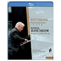 Barenboim - Beethoven Piano Concertos (Blu-Ray)