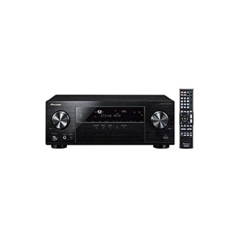 Pioneer Vsx-830-k 3d Ready A/v Receiver - 5.2 Channel - Black - 0.1% Thd - Dolby Truehd, Dolby Digital Plus, Dts-hd Master Audio, Dts Neo:6, Dolby Pro