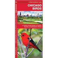 Chicago Birds A Folding Pocket Guide to Familiar Species in Northeastern Illinois