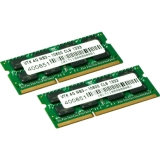 VisionTek 8GB (2x 4GB) DDR3-1333MHz Laptop RAM Kit
