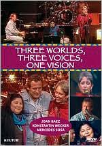 Joan Baez, Mercedes Sosa and Konstantin Wecker: Three Worlds, Three Voices, One Vision
