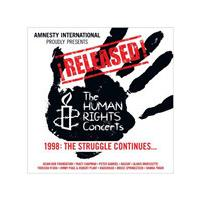 Various Artists - ¡Released! The Human Rights Concerts (1998 - The Struggle Continues/Live Recording) (Music CD)