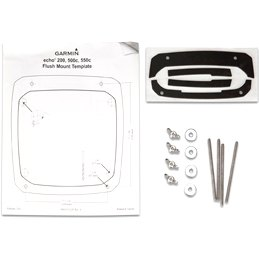 Garmin 010-11682-00 Flush Mount Kit for Echo 200c, 500c and 550c Fish Finders