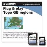 Garmin TOPO! 2004 Southern England/Wales Map microSD Card
