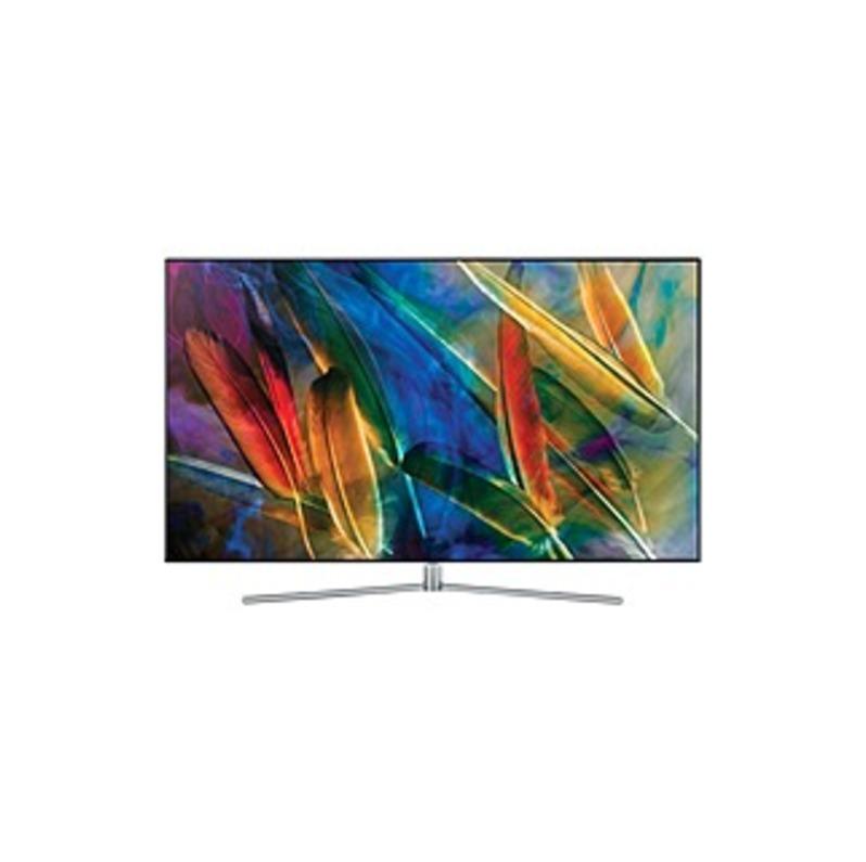 Samsung Q8c Qn65q7famf 65-inch 4k Ultra Hd Led Smart Tv - 3840 X 2160 - 240 Clear Motion Rate - 4k Hdr Elite - Wi-fi - Hdmi