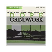 Pseudo Intellectuals - Dope Grindwork (Music CD)
