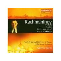Rachmaninov: (The) Bells; Capriccio bohèmien; Vocalise