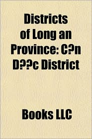 Districts of Long an Province: C n c District