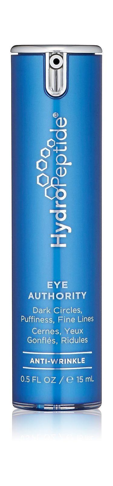 Hydropeptide Eye Authority Dark Circles Puffiness & Fine Line Eliminator .5 oz