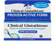 Clinical Glutathione - Europharma (terry Naturally) - 60 - Sublingual Tablet