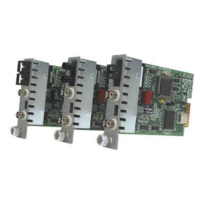 iConverter T3/E3 Coax Dual-Fiber - media converter