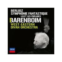 Daniel Barenboim - Berlioz: Symphonie Fantastique (Music CD)