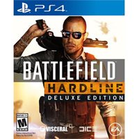 Battlefield Hardline Deluxe - Ps4 By Ps4
