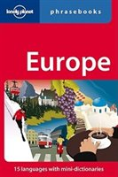 Lonely Planet Europe Phrasebook 4th Ed.: 4th Edition