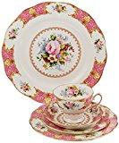 Royal Albert 15135002 Lady Carlyle 5-Piece Place Setting, Service for 1