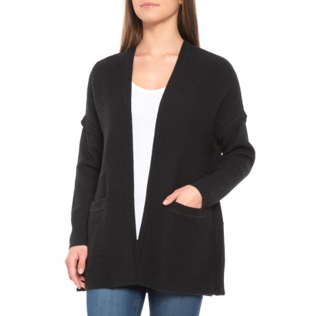 Gabriola Cardigan Sweater - Merino Wool Blend (for Women)