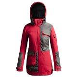 Orage Women's Bala Jacket, Cardinal, Medium