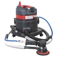 Sealey Dust Free System with MA150AS Air / Electric 1000w