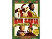 Bad Santa Movie Titles: Bad Santa Format: DVD Rating: R Genre: Comedy Year: 2003 Release Date: 2011-04-15 Studio: MIRAMAX/LIONS GATE Director: Terry Zwigoff