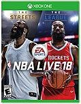 Ea Nba Live 18 - Sports Game - Xbox One 014633368604