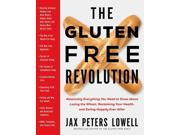 The Gluten-Free Revolution 1 Binding: Paperback Publisher: Henry Holt & Co Publish Date: 2015/02/03 Synopsis: A 20th-anniversary edition of the book that started it all is fully revised and updated with the newest resources and information for gluten-free living, providing practical advice and featuring gluten-free recipes from the best chefs in the world, including Alice Waters, Thomas Keller and Katy Sparks