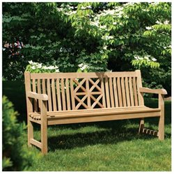 Hestercombe Bench - Size: 60