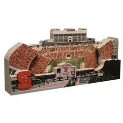 North Carolina State Wolfpack - Carter-Finley Stadium Lighted Replica