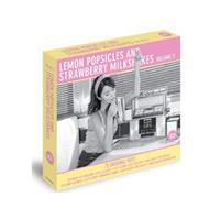 Various Artists - Lemon Popsicles and Strawberry Milkshakes Vol.2 (Music CD)
